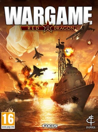 Wargame: Red Dragon Steam Key GLOBAL