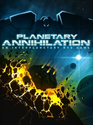 Planetary Annihilation Steam Key GLOBAL