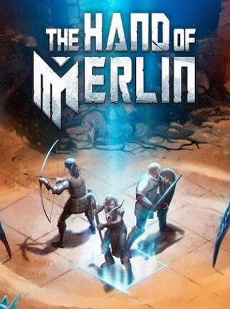 The Hand of Merlin (PC) - Steam Key - GLOBAL