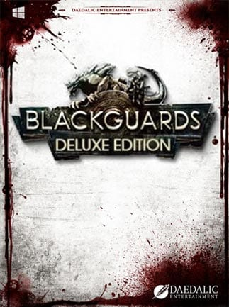 Blackguards: Deluxe Edition Steam Key GLOBAL