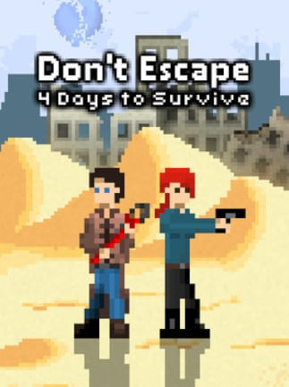 Don't Escape: 4 Days to Survive (PC) - Steam Key - GLOBAL