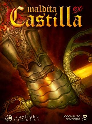 Cursed Castilla (Maldita Castilla EX) Steam Key GLOBAL