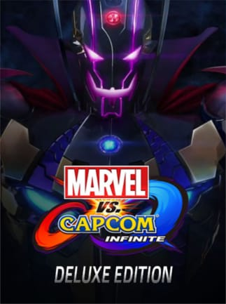 Marvel Vs. Capcom: Infinite - Deluxe Edition Steam Key PC GLOBAL