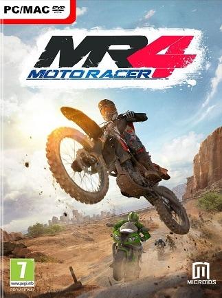 Moto Racer 4 Steam Key GLOBAL