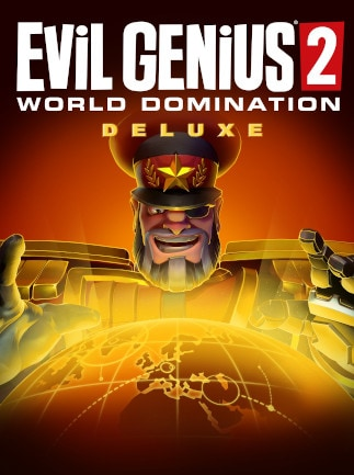 Evil Genius 2: World Domination | Deluxe Edition (PC) - Steam Key - GLOBAL