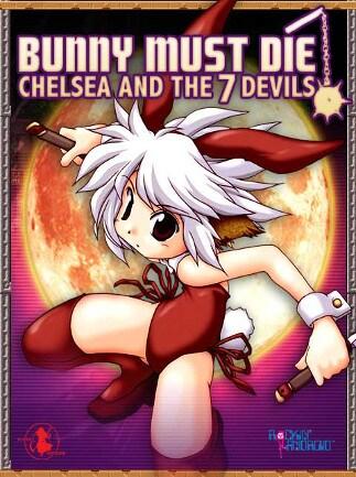 Bunny Must Die! Chelsea and the 7 Devils Steam Key GLOBAL