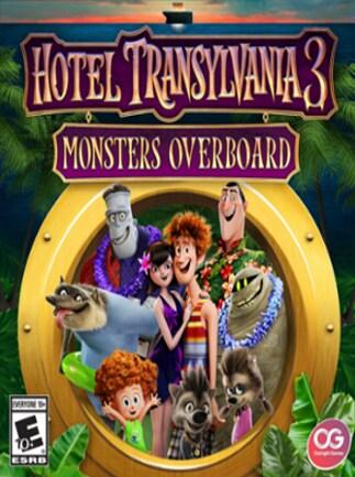 Hotel Transylvania 3: Monsters Overboard Steam Key GLOBAL