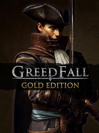 GreedFall | Gold Edition (PC) - Steam Key - GLOBAL
