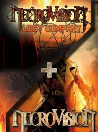NecroVisioN + NecroVisioN: Lost Company Steam Key GLOBAL