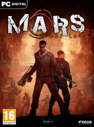 Mars: War Logs Steam Key GLOBAL