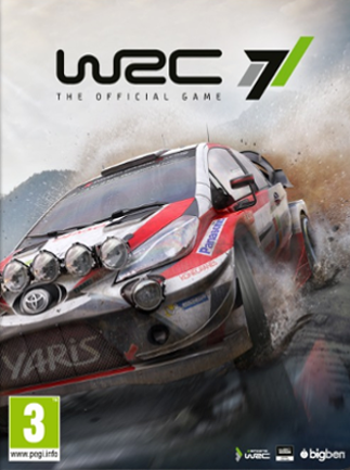 WRC 7 Steam Key GLOBAL