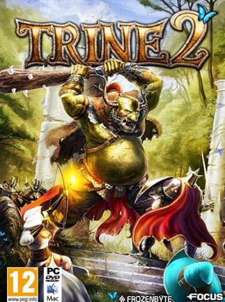 Trine 2 Complete Story Steam Key GLOBAL