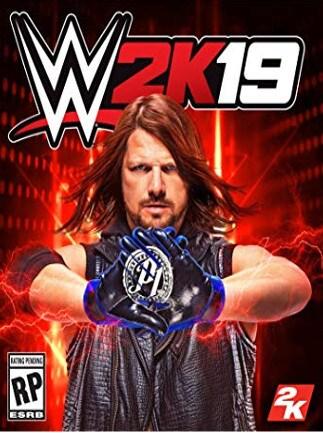 WWE 2K19 Steam Key GLOBAL