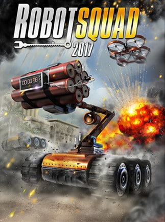 Robot Squad Simulator 2017 Steam Key GLOBAL