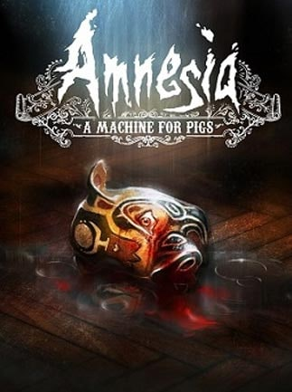 Amnesia: A Machine For Pigs Steam Key GLOBAL