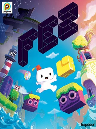 FEZ Steam Key GLOBAL