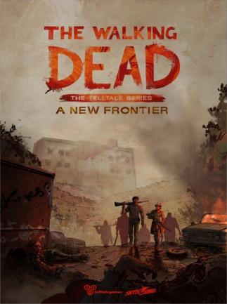 The Walking Dead: A New Frontier Steam Key GLOBAL