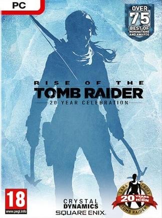 Rise of the Tomb Raider Celebration Steam Key GLOBAL 20 Years