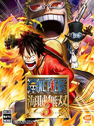 One Piece Pirate Warriors Edition Steam Key GLOBAL 3 Gold Coins