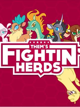 Them's Fightin' Herds Steam Key GLOBAL