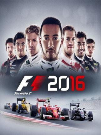 F1 2016 LIMITED Steam Key GLOBAL