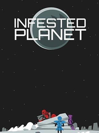 Infested Planet - Trickster's Arsenal Key Steam GLOBAL