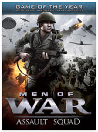 Men of War: Assault Squad GOTY Steam Key GLOBAL