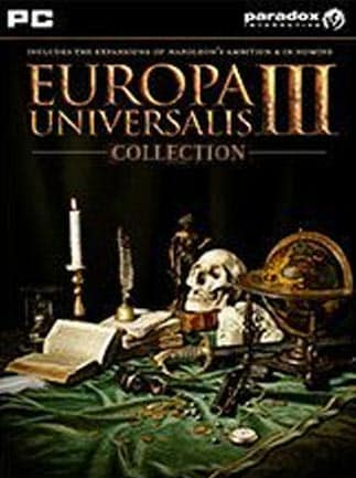 Europa Universalis III: Collection Steam Key GLOBAL