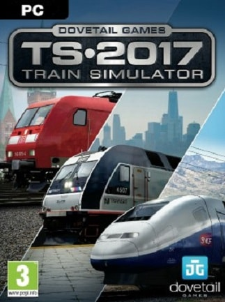Train Simulator 2017 Standard Edition (New Players) Steam Key GLOBAL