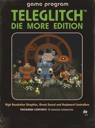 Teleglitch: Die More Edition Steam Key GLOBAL