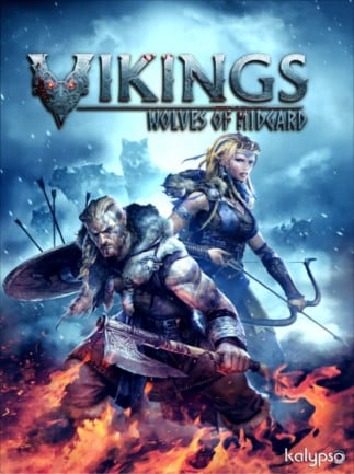 Vikings - Wolves of Midgard Steam Key GLOBAL