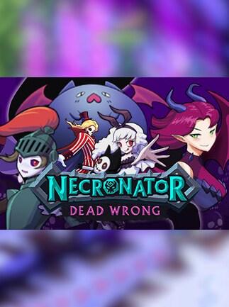 Necronator: Dead Wrong - Steam - Key GLOBAL
