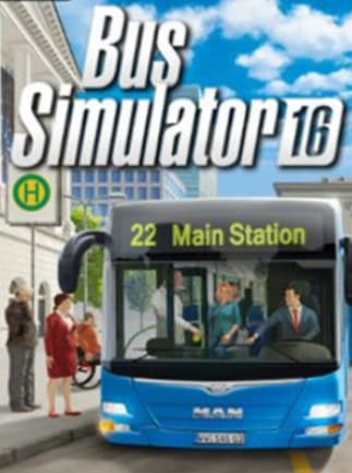 Bus Simulator 16 Gold Edition Steam Key GLOBAL