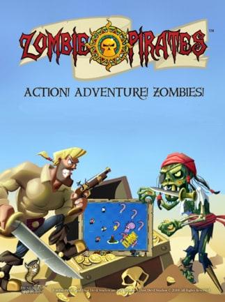 Zombie Pirates Steam Key GLOBAL