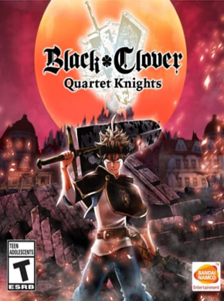 BLACK CLOVER: QUARTET KNIGHTS Steam Key GLOBAL