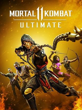 Mortal Kombat 11 | Ultimate Edition (PC) - Steam Key - GLOBAL