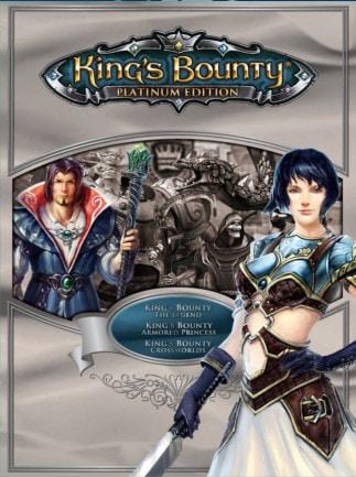 King's Bounty: Platinum Edition Steam Key GLOBAL