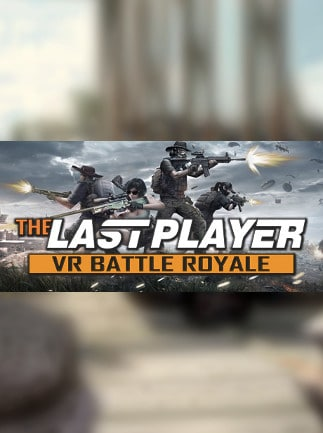 THE LAST PLAYER:VR Battle Royale Steam Key GLOBAL