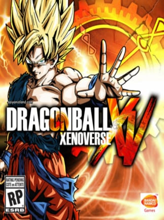 DRAGON BALL XENOVERSE Steam Key GLOBAL