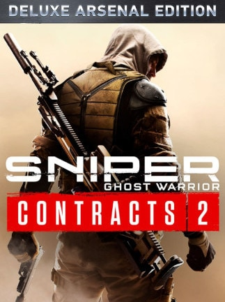 Sniper Ghost Warrior Contracts 2   Deluxe Arsenal Edition (PC) - Steam Key - GLOBAL