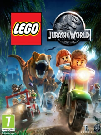 LEGO Jurassic World Steam Key GLOBAL