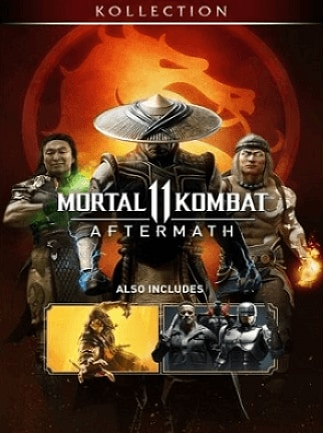 Mortal Kombat 11 | Aftermath Kollection (PC) - Steam Key - GLOBAL
