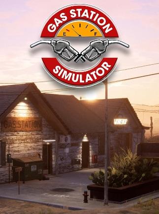 Gas Station Simulator (PC) - Steam Key - GLOBAL