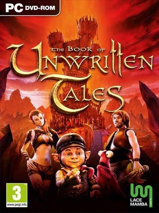 The Book of Unwritten Tales Steam Key GLOBAL