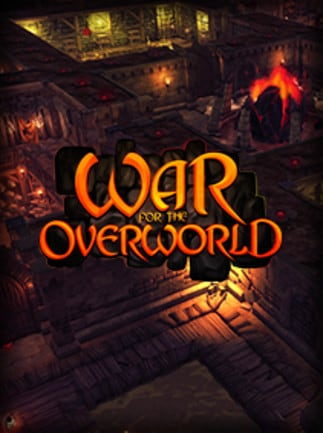 War for the Overworld Steam Key GLOBAL