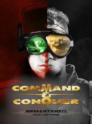 Command & Conquer Remastered Collection (PC) - Steam Key - GLOBAL