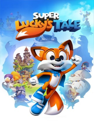 Super Lucky's Tale Steam Key GLOBAL
