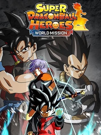 SUPER DRAGON BALL HEROES WORLD MISSION Steam Key GLOBAL