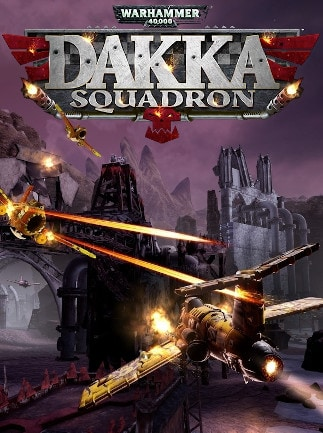 Warhammer 40,000: Dakka Squadron - Flyboyz Edition (PC) - Steam Key - GLOBAL