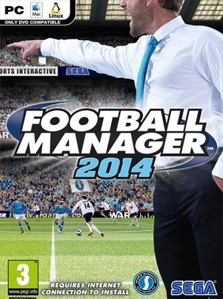 Football Manager 2014 Steam Key GLOBAL